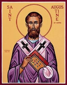 Saint Augustine, Daniel Molyneux, The Angel of Antioch, Bible