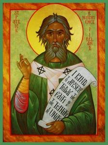 St. Patrick, Daniel Molyneux, The Angel of Antioch