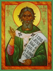St. Patrick, Daniel Molyneux, The Angel of Antioch