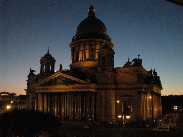 Daniel Molyneux, Russia, Rasputin, Saint Petersburg, Saint Isaac's, Kazan